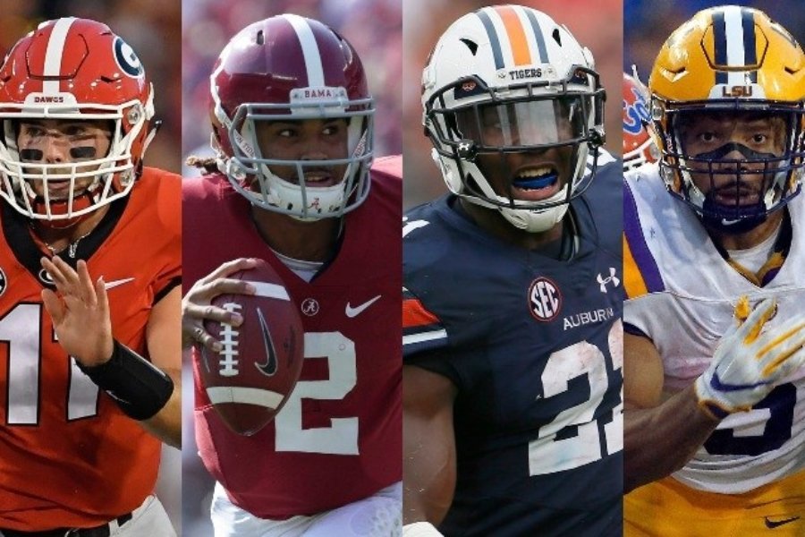What will the SEC's Bowl Record be in 2017?