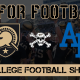 Game 9: Army vs. Air Force