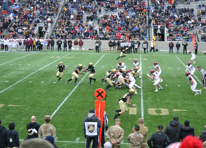Quick Thoughts: Army Makes It 13 in a Row at Michie on Senior Day