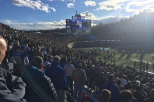 Saturday Celebration: What to Watch when not Beating Air Force