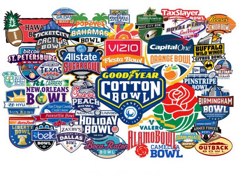 Predicting Every 2018 Bowl Game