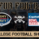 2018 Bowl Week 1: Army/Navy #3PEAT and Bowl Predictions