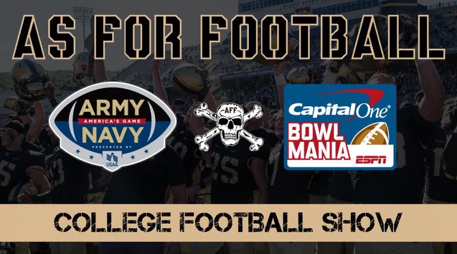 2018 Bowl Week 1: Army/Navy #3PEAT and Bowl Predictions