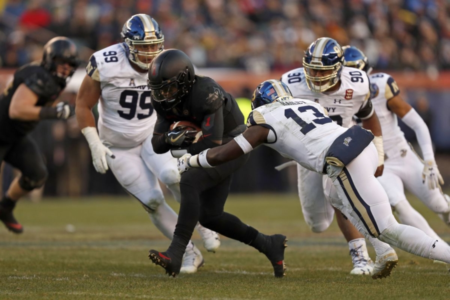 Quick Thoughts: Army-Navy 2018