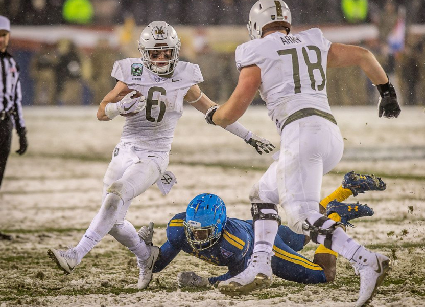 Option Offense Play of the Week: Army-Navy