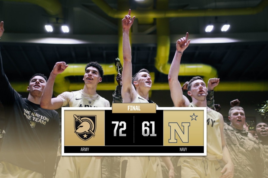 A Banner Day for Army Sports