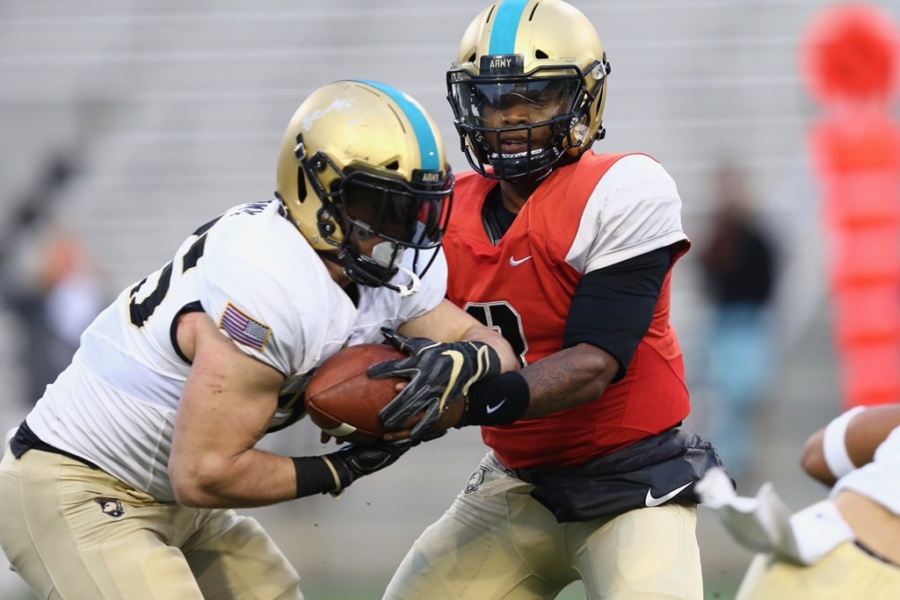 Quick Thoughts: The Army Spring Game