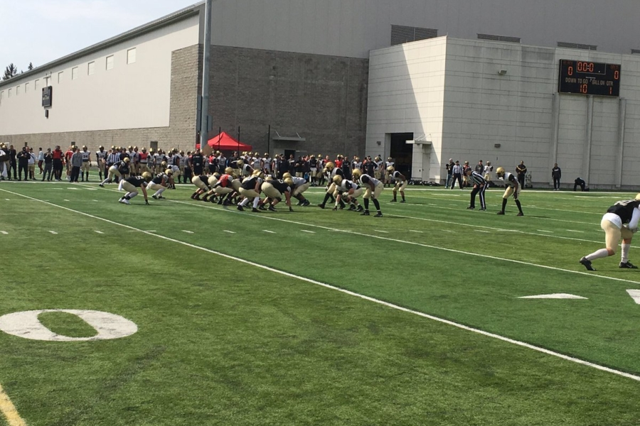 Dissecting the Coverage: First Spring Scrimmage