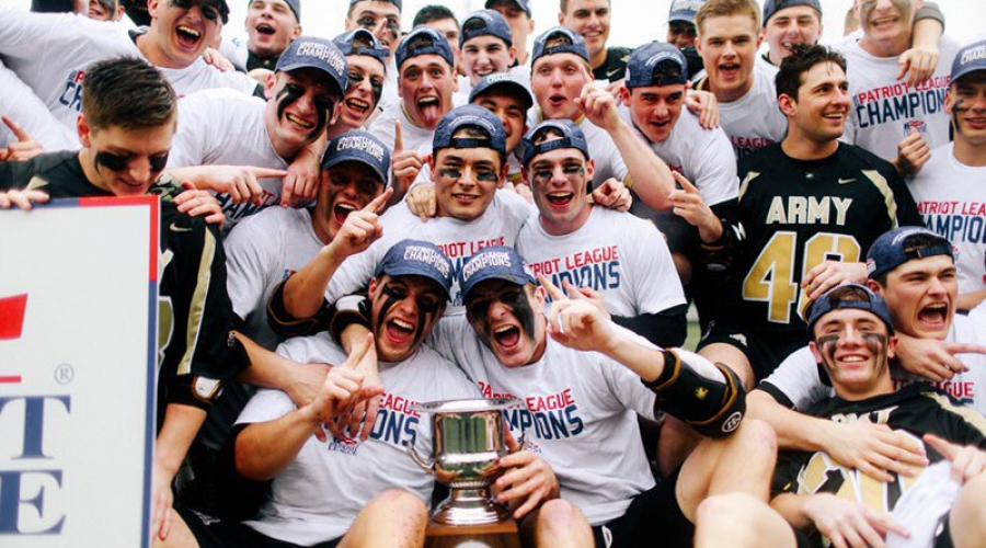 Victory! Army Men's Lacrosse Wins the Patriot League