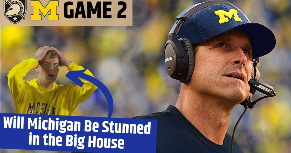 Week 2: Onto the Big House