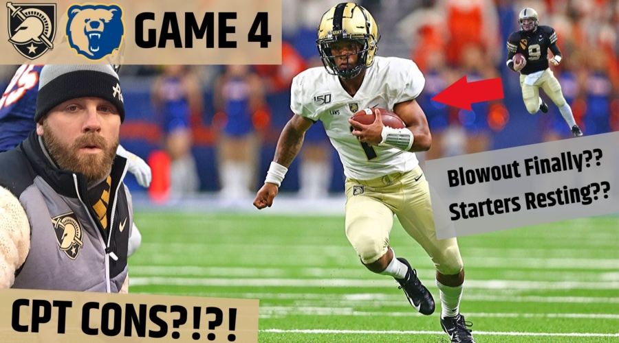 Game 4: Captain Cons Breaks Down Morgan State!!