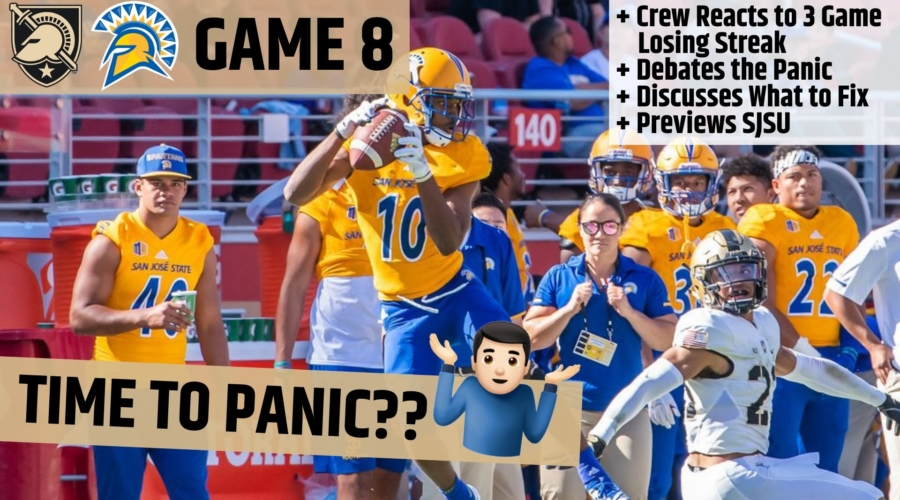 Game 8: Third Straight Loss…Time to Panic??