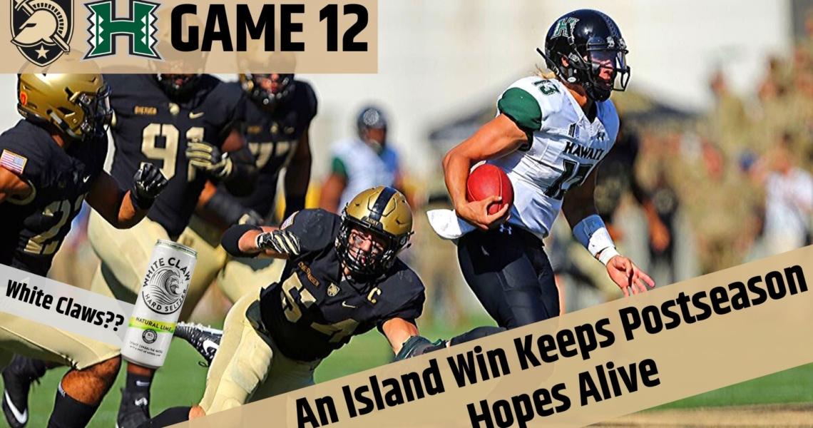 Game 12: An Island Win Keeps Postseason Hopes Alive