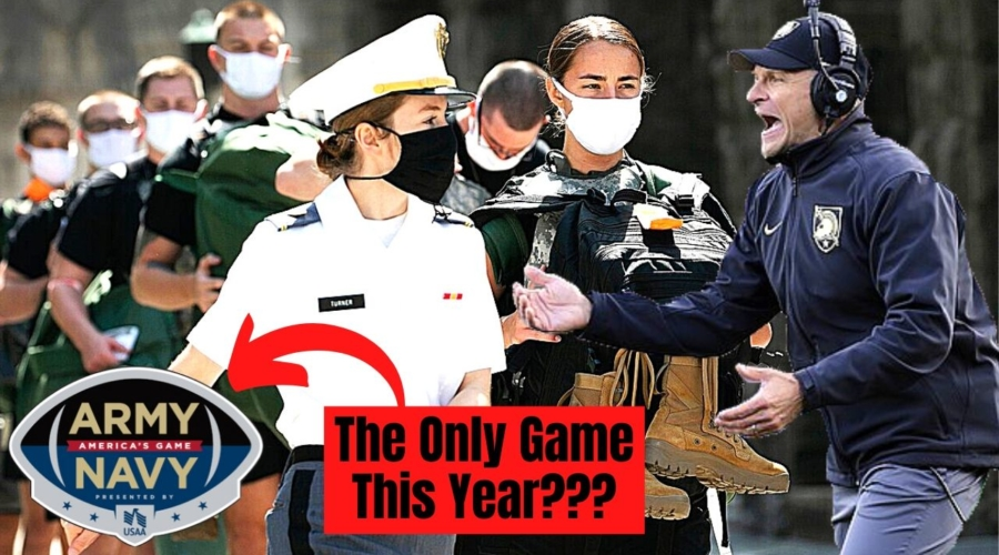 Preseason Update: Will We Play? Could Army-Navy be the only Game?