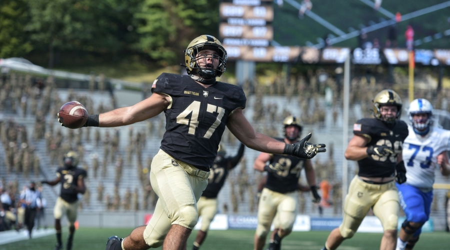 Quick Thoughts: Army Dominates Middle Tennessee State