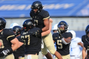 Quick Thoughts: Army Wins Ugly at Home
