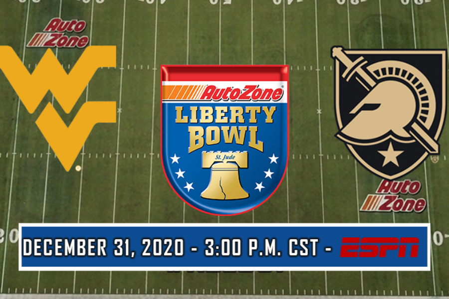 Liberty Bowl Preview: West Virginia