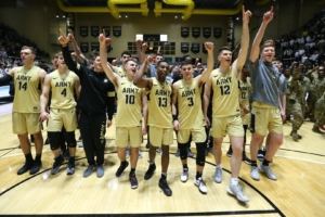 Army Basketball Preview: Army-Navy