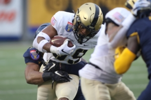 Quick Thoughts: Army Gets Too Cute & Loses the Liberty Bowl