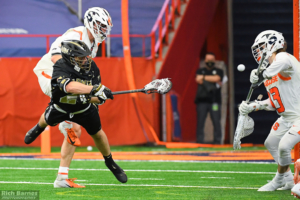 As For Lax: Army Smokes Syracuse in the Dome