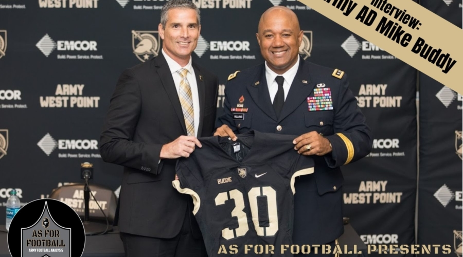 Interview: Army AD Mike Buddie