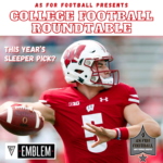 As For Football Presents: College Football Roundtable