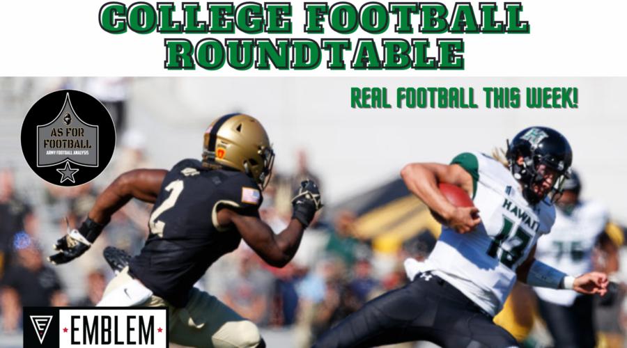 Roundtable: Week 0