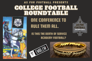 One Conference to Rule Them All