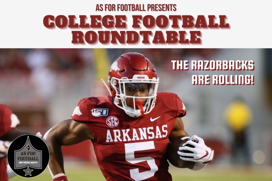 College Football Roundtable: Week 5