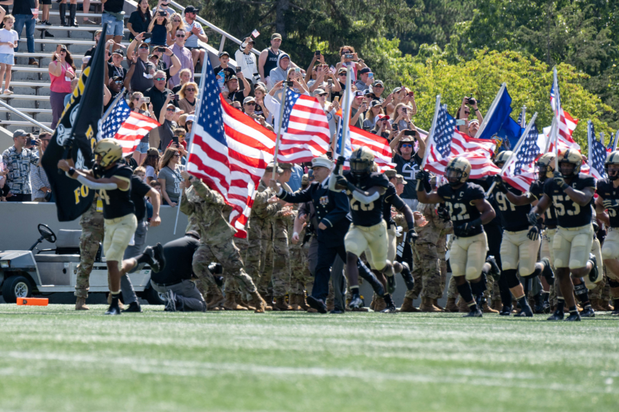 Army Football Preview: UConn