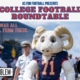 College Football Roundtable: Week 3