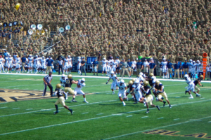 Quick Thoughts: Army Runs Over UConn