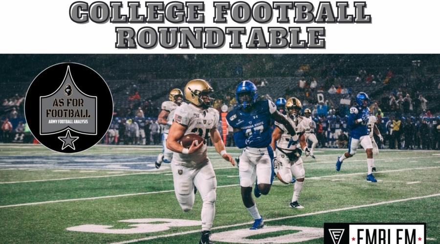 College Football Roundtable: 2021 Week 1
