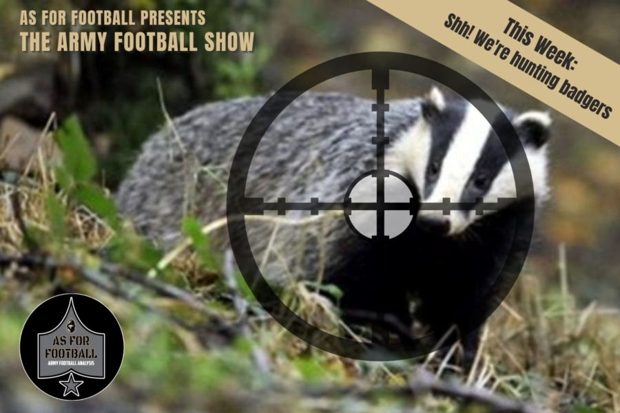 Be Very, Very Quiet! We're Hunting Badgers!
