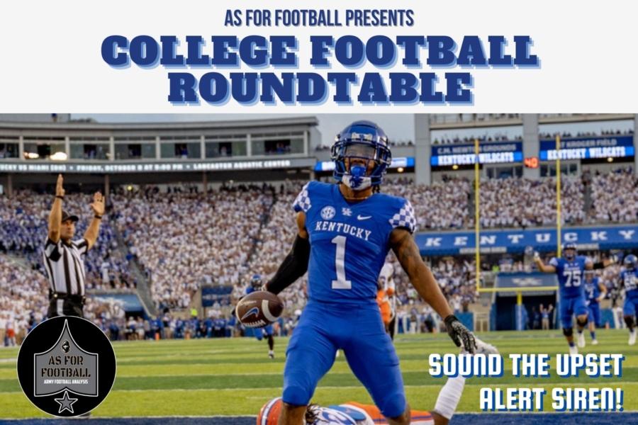 College Football Roundtable: Week 6