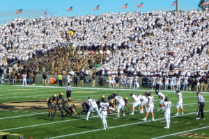 Pics from the Game: Wake Forest